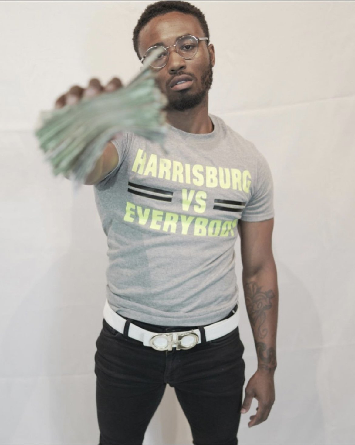 """Harrisburg Rapper Block Bands """"I Did What I Had to do to Survive"""" Leaves PRISON & Becomes a Rapper! 🔥🔥"""